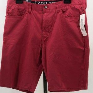 Izod sportsflex classic fit mens shorts nantucket